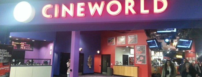 Cineworld is one of South Tottenham.