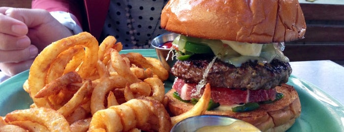 The Library Alehouse is one of LA's Most Mouthwatering Burgers.