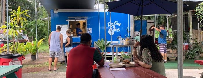 da fish shack is one of Maui.