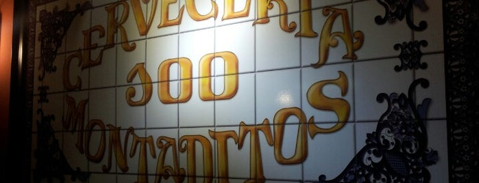 100 Montaditos is one of Nice Places to Eat.