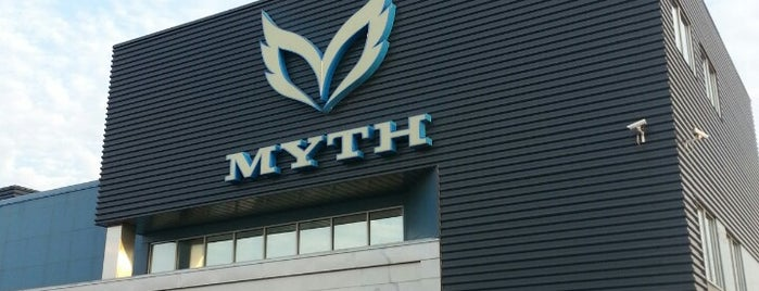 The Myth Nightclub and Event Center is one of JRA'nın Kaydettiği Mekanlar.