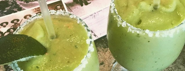 Curra's Grill is one of 40 Excellent Places to Drink Margaritas.