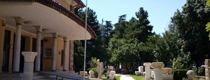 Yalvaç Müzesi is one of Akdeniz gezisi 2019.