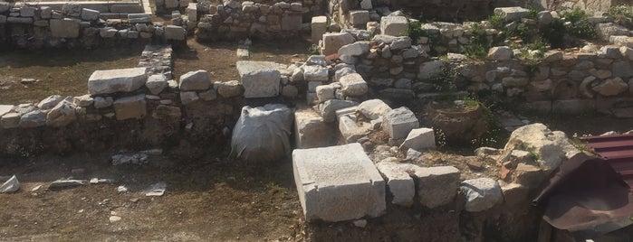 Uzunyuva Hekatomnos Mezar Anıtı is one of Gidilecek.
