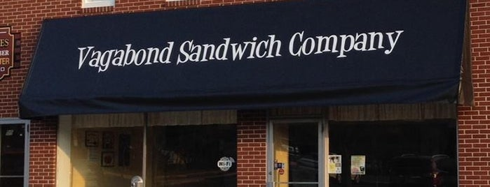 Vagabond Sandwich Company is one of Summer of Sandwhiches.