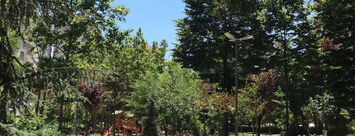 Hurriyet Parki is one of Anadolu Yakası Parkları.