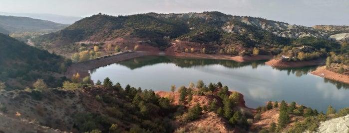 Güvenç Göleti Mesire Alanı is one of Lugares guardados de 🆉🅴🆈🅽🅴🅻.