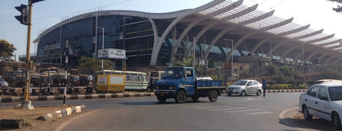 Dabolim Goa International Airport (GOI) is one of Lugares favoritos de Екатерина.