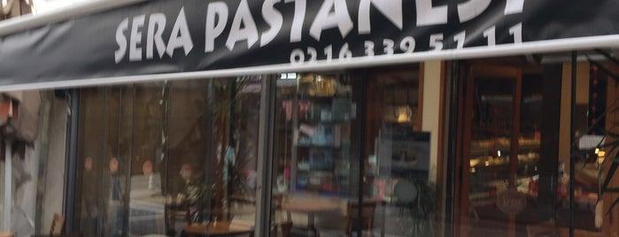 Sera Pastanesi is one of Tatlı, Dondurma ve Fırın.