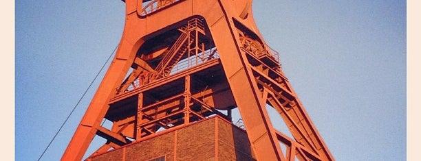Zeche Zollverein is one of #111Karat - Kultur in NRW.