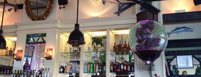 John Dory Oyster Bar is one of NYC: Favorite restaurants & brunch spots!.
