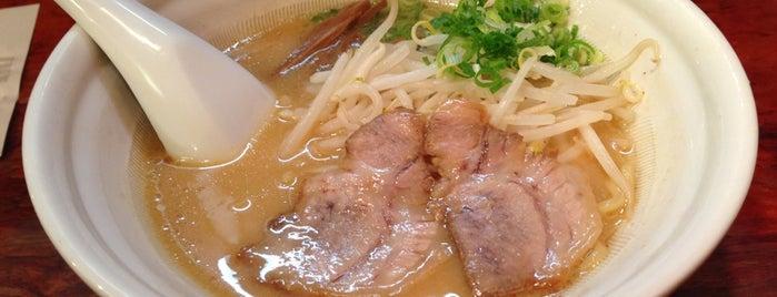 ラーメン 力丸 is one of Tempat yang Disimpan issinta.