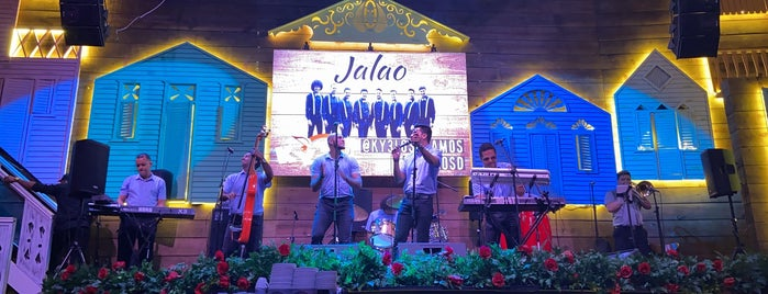 Jalao is one of Tempat yang Disukai Lisa.