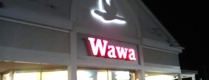 Wawa is one of Dawnさんのお気に入りスポット.