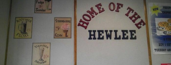 Hewlett Station Yogurt is one of Long island.