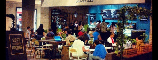 DJOURNAL COFFEE is one of Jakarta.