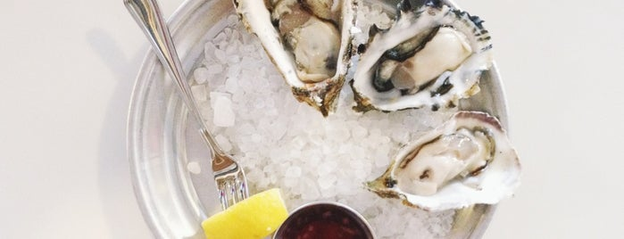 The Oyster Gourmet is one of Los Angeles.