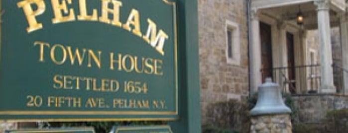 Pelham, NY is one of Orte, die Michael gefallen.