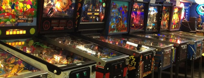Seattle Pinball Museum is one of Pinball Destinations.