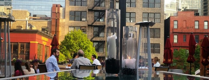 Tanta Chicago is one of Chicago Summer Guide: Outdoor Seating.