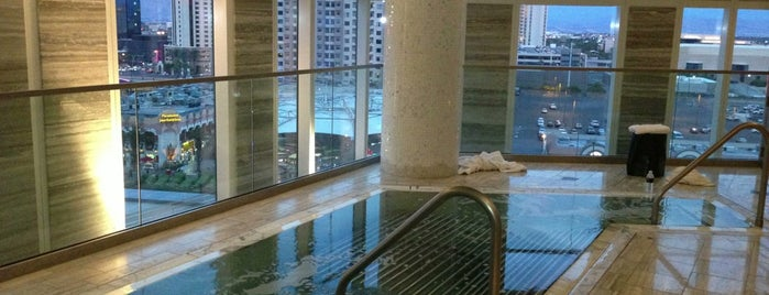 The Spa at Mandarin Oriental, Las Vegas is one of Jyotiさんのお気に入りスポット.