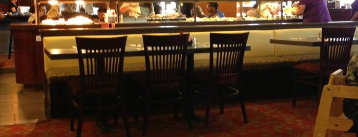 Caesars Mongolian BBQ is one of Orte, die Dan gefallen.