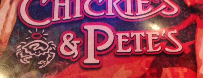 Chickie's & Pete's is one of Paddy's Liked Places.