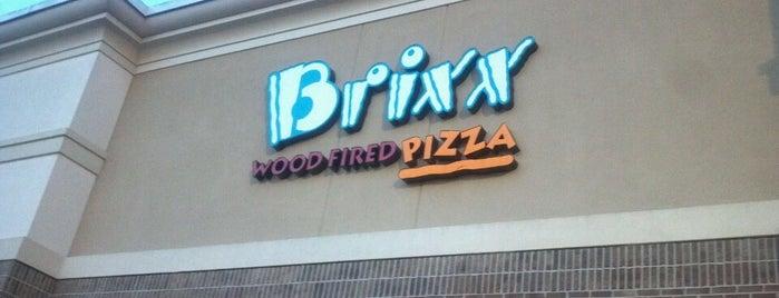 Brixx Wood Fired Pizza is one of Chad'ın Kaydettiği Mekanlar.