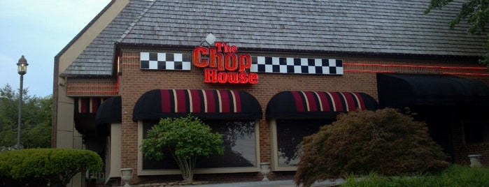 The Chop House is one of Lieux qui ont plu à Jason.