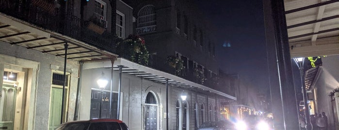 Madame Lalaurie's Mansion at 1140 Royal St is one of New orleans.