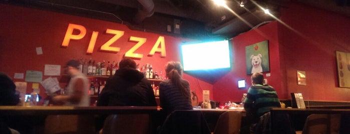 Central Pizza is one of Kathleen'in Beğendiği Mekanlar.