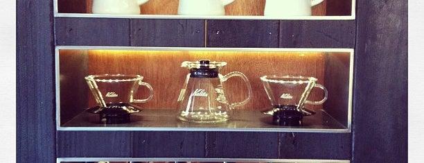 Coffee Bar is one of San Francisco. CA.