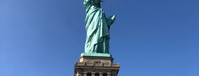 Statue of Liberty Museum is one of Dianaさんの保存済みスポット.