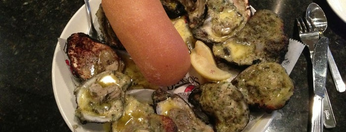 Drago's Seafood is one of Oysters.