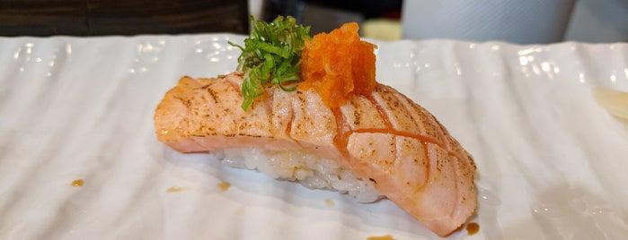 Maboroshi - Omasake Sushi Bar is one of Half Moon Bay.