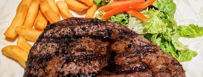 Fairways Grill is one of Philippines Eats.
