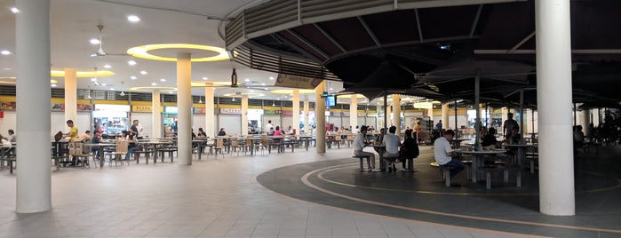 Tiong Bahru Market & Food Centre is one of Singapore Eats.