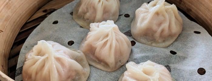 Zhong Guo La Mian Xiao Long Bao is one of Singapore Eats.