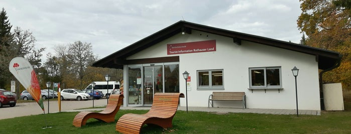 Tourist-Information Grafenhausen is one of Dieterさんのお気に入りスポット.