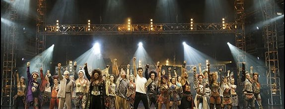 We Will Rock You is one of LDN COOL PLACES.