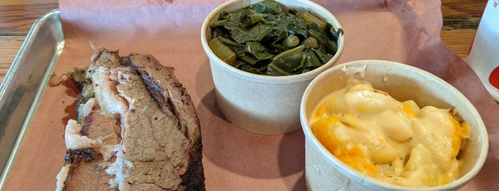 Das BBQ is one of Atlanta - Favorites.