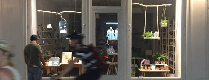 Babushka is one of Ljubljana.