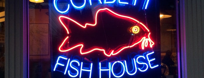 Corbett Fish House is one of Gluten Free.