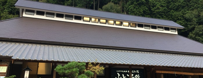 kasagata onsen seseragi no yu is one of 訪れた温泉施設.