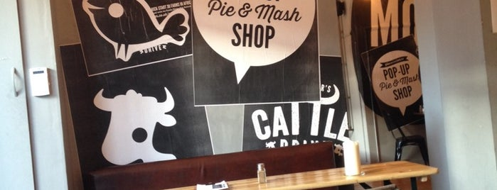 Pieminister is one of London.