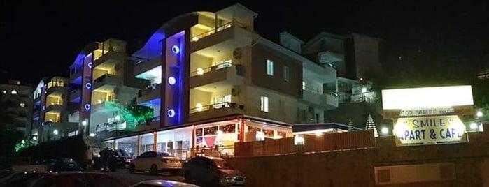 Ali Ünal Apart & Smile Nargile Cafe is one of Mehmet : понравившиеся места.