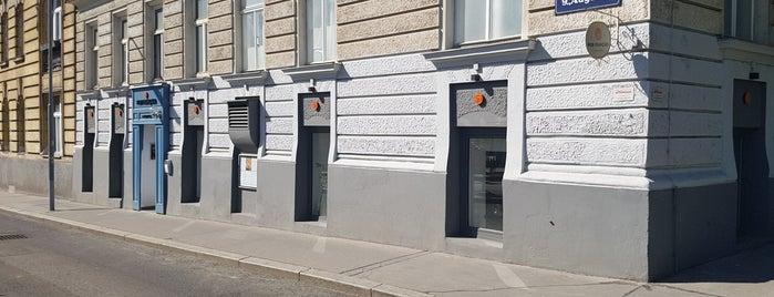Pub Francais is one of Exotische & Interessante Restaurants In Wien.