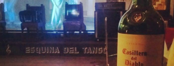 La esquina del tango is one of Diego'nun Beğendiği Mekanlar.