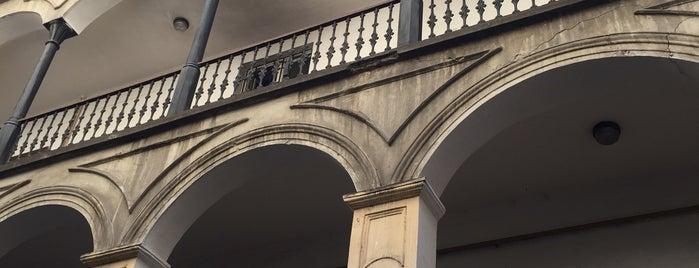Kepler Museum is one of StorefrontSticker #4sqCities: Prague.