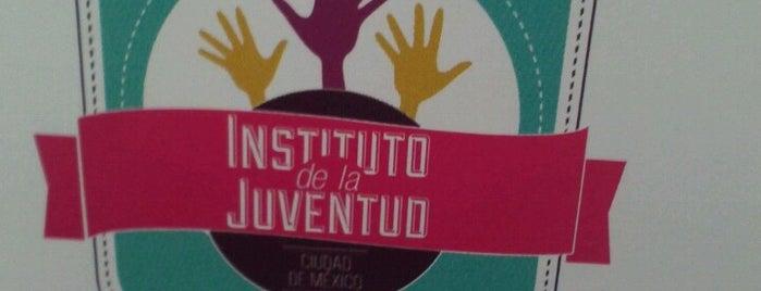 Instituto de la Juventud de la Ciudad de México is one of Lugares favoritos de Pako.